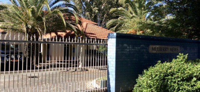 Photo of the property: Secure two storey townhouse for rent